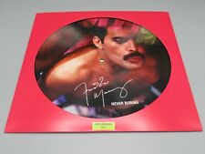 Never Boring LP Picture Disc Numbered, Limited Edition - Freddie Mercury Queen
