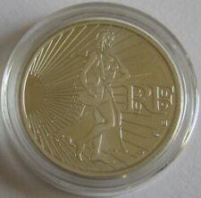 Frankreich 10 Euro 2009 Säerin Silber