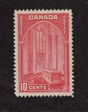 CANADA #241 10c  MNH OG  Pictorial issue 1938 CV $27. VF