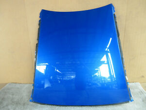 McLaren 600 LT Roof Panel Blue