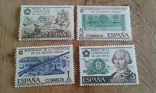 Nuevo - LOTE DE 4 SELLOS BICENTENARIO LA CONST. E.E.U.U.- Item For Colecctors