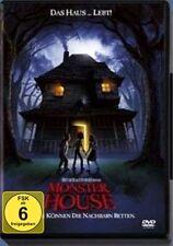 Monster House - Robert Zemeckis - Steven Spielberg - DVD - OVP - NEU