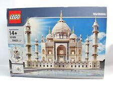 Lego Creator TAJ MAHAL 10189 Architecture Building Model with Box
