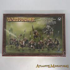 Beastmen Ungor Herd Regiment - Sealed - Warhammer Age of Sigmar C1042