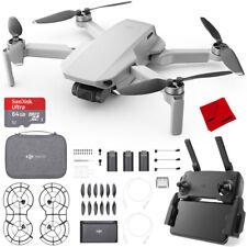 DJI Mavic Mini Quadcopter Drone Fly More Combo (CP.MA.00000123.01) + 64GB Bundle