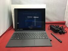 Lenovo Miix 630 2-in-1 Tablet Laptop  4GB 128GB SSD 4G LTE Touchscreen- USED