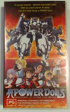 Power Dolls Anime VHS 1996 Detachment of Limited Line Service ADV / Madman OVA