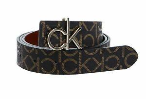 Calvin Klein Mix Logo Reversible Belt 3MM W100