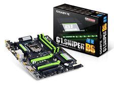 Gigabyte G1.Sniper B6 Motherboard, LGA1150, DDR3, Intel B85, ATX