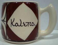 Handmade in Hawaii Mug Karen Hawaiian Translation is Kalena