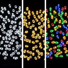 2 STRINGS OF LIGHTS MINI LED GLOBE MULTI FUNCTION BATTERY 4.5DC TIMER CHRISTMAS