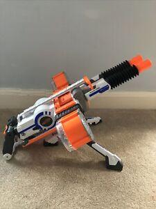 NERF N-Strike Elite Rhino-Fire Blaster - Complete and Fully Working