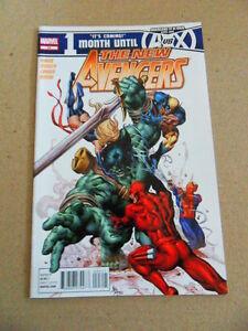 New Avengers 23 . Marvel 2012 -  VF
