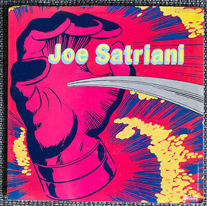 Joe Satriani - Always With Me, Always With You / Hill Of The Skull Vinyl Record