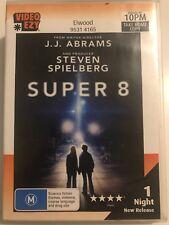 SUPER 8 DVD