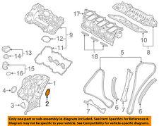 KIA OEM 11-18 Sorento Engine Parts-Crnkshft Seal Gasket Right 213543C520