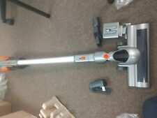 PUPPYOO A9 Cordless Stick Vacuum Cleaner 17Kpa Lightweight Brushless Motor HEPA