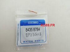 84358784 Genuine Dial Ring BLACK Chapter Ring SEIKO 5M62-0BJ0 SKA347