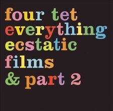 Everything Ecstatic [DVD] by Four Tet (CD, Jan-2006, 2 Discs, Domino)