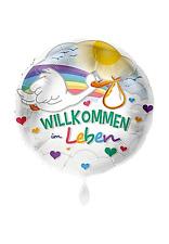 Happy Birthday Set Girlande Luftballon Dogum Günü Babyparty Geburt Bebek Sekeri