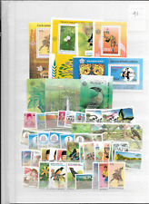 1993 MNH Indonesia year complete according to Michel system