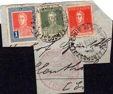 3 Stück ~ Briefmarken ~ Republica Argentina   ~ 1933 ~