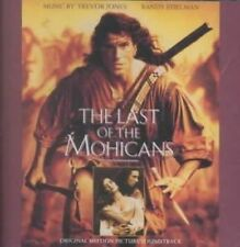 The Last of the Mohicans [Original Motion Picture Soundtrack] by Trevor Jones (Composer)/Randy Edelman (CD, Oct-1992, Morgan Creek)