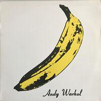 VELVET UNDERGROUND AND NICO LP POLYDOR UK 1983 NEAR MINT PRO CLEANED