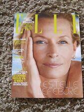 Authentic Estelle Lefebure Trump Model Management Legends Comp Card Exlusive
