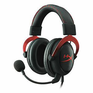 HyperX Cloud II Gaming-Headset 7.1 Over-Ear Kopfhörer Headphones PS5 PC PS4 Xbox