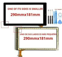 One For LW700AT9309 7-inch 4wire Touch Screen Digitizer Glass Tracking ID