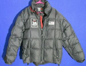 Polo Sport Rlx Goosedown Jacket Audi 24 Hours Of Aspen Ski Race