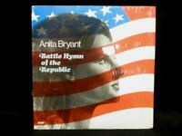 Anita Bryant Battle Hymn of the Republic Vinyl LP Word Record