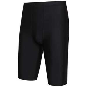 Mens Compression Running Shorts Sports  skin tight gym fit pants Base layers