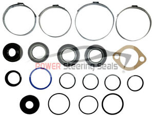 POWER STEERING RACK AND PINION SEAL/REPAIR KIT FITS VOLVO 740 760 1983-1992 CAM