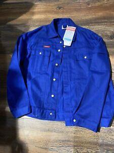 Kansas  Bundjacke, Arbeitsjacke, Farbe Blau Schutzkleidung, NEU Gr.XL/XXL