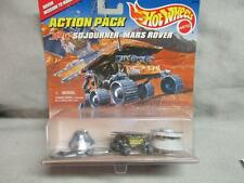 1996 Hot Wheels JPL Sojourner Mars Rover Set Lander Mars Pathfinder