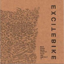 EXCITEBIKE - Beak Scoop Bulge Stretch Slice Add Subtract (EP CD) AKA ExBike
