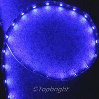 12VDC 100cm Blue SMD 3528 LED Flexible 60 LED Strip