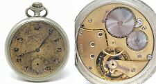 Orologio zenith grand prix pocket watch mechanic clock vintage spare parts reloy