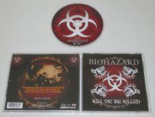 BIOHAZARD/KILL OR BE KILLED(STEAMHAMMER SPV 085-74782 CD) CD ALBUM