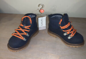 Carter's Cason Toddler Boys' Ankle Boots size 7 NTW