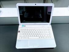 "SONY VAIO G-61A11W 14"" GRADO B INTEL CORE i3-2350M 4GB 320GB HDD"