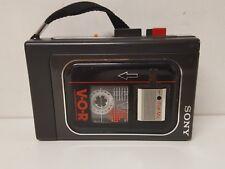 Rare SONY TCM-15V V•O•R Cassette Recorder,Vintage Cassette Players,Dictaphones.