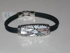 - Genuine Mother-Of-Pearl - Gorgeous Nwt Lia Sophia Mosaic Bracelet