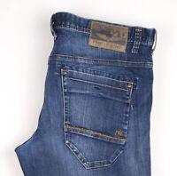 Pme Legend Herren Gerades Bein Jeans Stretch Größe W40 L34 ATZ990