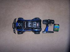NEW BRIGHT 1:12 BLUE PRO WOLF 12.8V COMPLETE