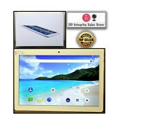 NEW Lectrus 10 Inch Tablet 16GB Android 8.1 LECT-TAB1011 1Gb RAM 2 Sim Slots 3G