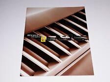 Renault Vel Satis prospekt/brochure/folder 2004 j.polski