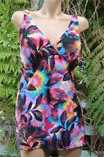 NEW Autograph FIRMING TUMMY PANEL Swimsuit TANKINI Top Size 14 FLORAL $69.99